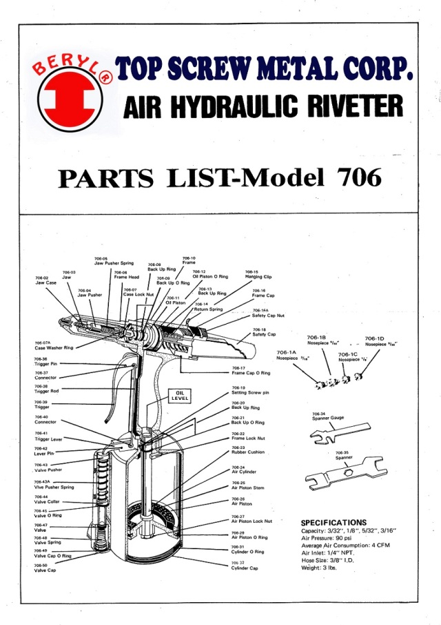 AIR HYDRAULIC RIVETER2