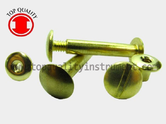 BRASS BINDING POST SCREW-tq