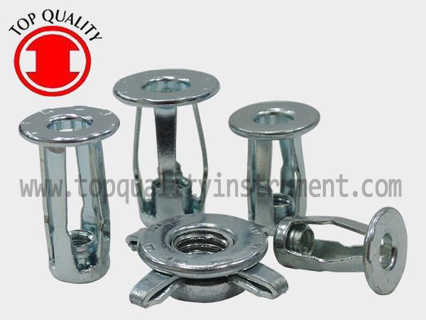 Blind Jack Nut Top Quality Instrument Inc