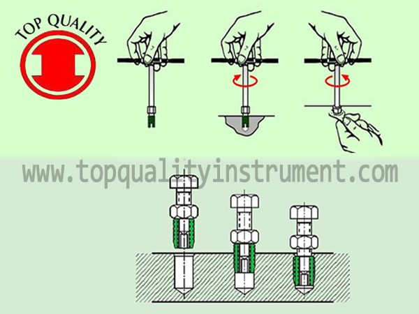 SELF TAPPING - THREAD INSERT TOOL-WAY2-tq
